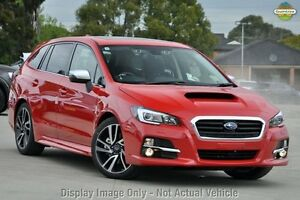 2016 Subaru Levorg V1 MY17 2.0GT-S CVT AWD Pure Red 8 Speed Constant Variable Wagon Mount Gravatt Brisbane South East Preview