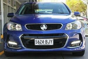 2016 Holden Commodore VF II MY16 SV6 Sportwagon Blue 6 Speed Sports Automatic Wagon Somerton Park Holdfast Bay Preview