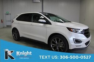 2016 Ford Edge Sport Navigation, Moon Roof