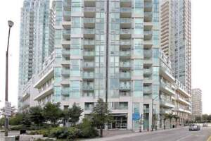 1 BEDROOM + DEN CONDO FOR RENT SQUARE ONE AREA MISSISSAUGA