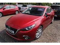 Mazda Mazda3 2.0 120 Sport Nav 4dr