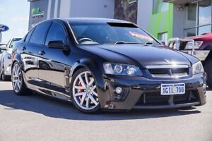 2006 Holden Special Vehicles Clubsport E Series R8 Black 6 Speed Manual Sedan Myaree Melville Area Preview
