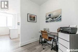 2 bedroom penthouse in the heart of downtown Barrie