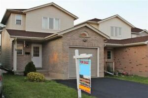 PRICED TO SELL Detached Home W/ Finished Basement In Kitchener!