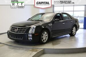 2009 Cadillac STS V6*Heated Leather Seats - Remote Start - Push