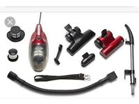 Ewebank Chilli Pepper Small Lightweight Hoover & accessories