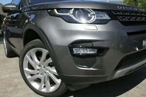 2016 Land Rover Discovery Sport LC MY16.5 SD4 SE Grey 9 Speed Automatic Wagon Petersham Marrickville Area Preview