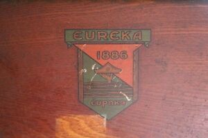 For Sale Antique Wooden Ice Box London Ontario image 2