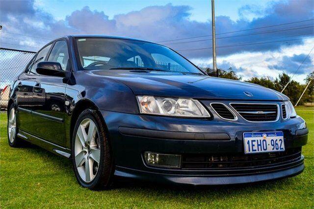 2006 Saab 9 3 440 MY2006 Aero Sport Blue Sports Automatic Sedan