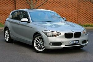 2011 BMW 118d Silver Sports Automatic Hatchback Doncaster Manningham Area Preview