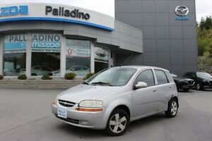 2006 Chevrolet Aveo Chevrolet AveoLS- AS TRADED UNITS