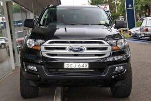 2015 Ford Everest Black Sports Automatic Wagon Zetland Inner Sydney Preview