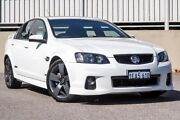 2012 Holden Commodore VE II MY12.5 SS Z-Series White 6 Speed Manual Sedan Cannington Canning Area Preview