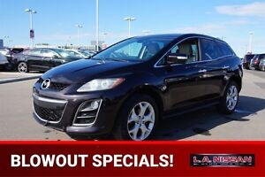 2010 Mazda CX-7 AWD GT LEATHER LOW K Priced To Sell!