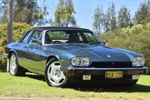 1987 Jaguar XJ-SC Cobalt Blue 3 Speed Automatic Cabriolet St James Victoria Park Area Preview