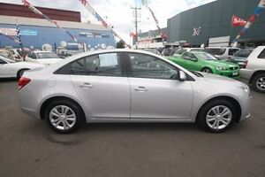 2009 Holden Cruze JG CD Silver 6 Speed Sports Automatic Sedan Kingsville Maribyrnong Area Preview