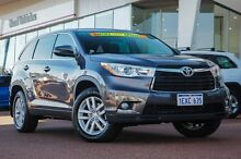 2015 Toyota Kluger GSU50R GX 2WD Predawn Grey 6 Speed Sports Automatic Wagon Wangara Wanneroo Area Preview