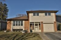 Fantastic 3+1 Bed 2.5 Bath 4 Level Side Split On A Private /