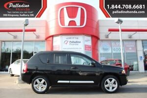 2007 Jeep Compass Limited - SELF CERTIFY -