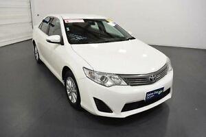 2013 Toyota Camry ASV50R Altise White 6 Speed Automatic Sedan Moorabbin Kingston Area Preview