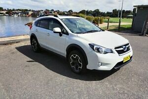 2015 Subaru XV G4-X MY15 2.0i-L Lineartronic AWD White 6 Speed Constant Variable Wagon Haymarket Inner Sydney Preview