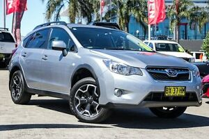 2013 Subaru XV G4-X MY13 2.0i Lineartronic AWD Silver 6 Speed Constant Variable Wagon Blacktown Blacktown Area Preview