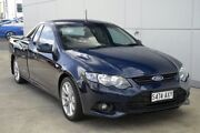 2013 Ford Falcon FG MkII XR6 Ute Super Cab Blue 6 Speed Sports Automatic Utility Thorngate Prospect Area Preview