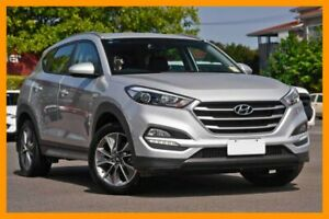 2018 Hyundai Tucson TL MY18 Active X 2WD Silver 6 Speed Sports Automatic Wagon Mount Gravatt Brisbane South East Preview