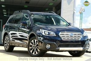 2017 Subaru Outback MY16 2.5I Premium Azurite Blue Continuous Variable Wagon Greenacre Bankstown Area Preview