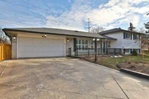 3Bdrms, 2Bth & Finished Bsmt Home In The Heart Of Mississauga
