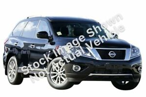 2015 Nissan Pathfinder R52 MY15 ST-L X-tronic 2WD Black 1 Speed Constant Variable Wagon Brendale Pine Rivers Area Preview