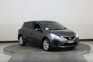 2013 Nissan Pulsar C12 ST-S Grey 6 Speed Manual Hatchback Smithfield Parramatta Area Preview