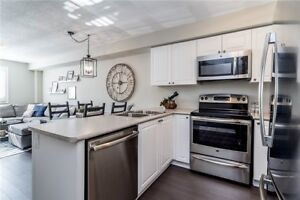 Luxurious 2br/1bth south Barrie condo close to all amenities