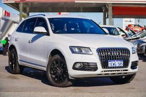 2015 Audi Q5 8R MY15 2.0 TDI Quattro White 7 Speed Auto Dual Clutch Wagon Osborne Park Stirling Area Preview