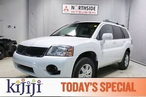 2011 Mitsubishi Endeavor AWC SE Leather,  Heated Seats,  A/C,