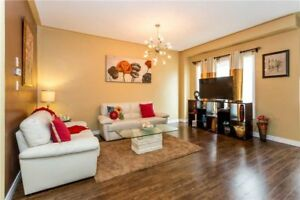 ** Spacious & Bright 4 bdrm Townhouse for sale n Brampton **