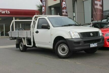 2006 Holden Rodeo   Manual Cab Chassis Watsonia North Banyule Area Preview