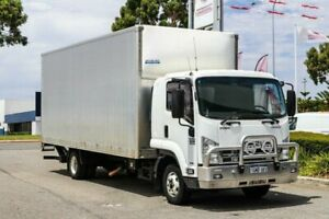 2013 Isuzu F Series White Pantech Welshpool Canning Area Preview