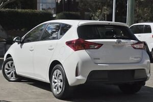 2015 Toyota Corolla ZRE182R Ascent S-CVT White 7 Speed Constant Variable Hatchback Mosman Mosman Area Preview