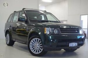 2011 Land Rover Range Rover Sport L320 11MY TDV6 Green 6 Speed Sports Automatic Wagon Myaree Melville Area Preview