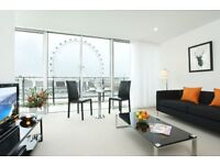 1 - 2 bedroom flat furnished for rent on short term (8 weeks) wanted