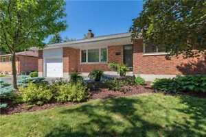 8 MONTH LEASE- 3 BEDROOM BUNGALOW DOWNTOWN WHITBY