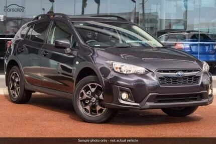 2017 Subaru XV G5X MY18 2.0i Lineartronic AWD Grey 7 Speed Constant Variable Wagon Sutherland Sutherland Area Preview