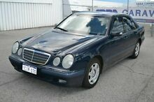 2000 Mercedes-Benz E240 W210 Classic Black 5 Speed Sequential Auto Sedan East Rockingham Rockingham Area Preview