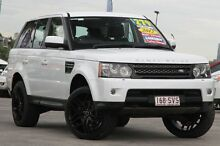2012 Land Rover Range Rover Sport L320 13MY SDV6 CommandShift White 6 Speed Sports Automatic Wagon Kedron Brisbane North East Preview
