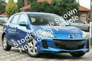 2013 Mazda 3 BL10F2 MY13 Neo Activematic Blue 5 Speed Sports Automatic Hatchback Minchinbury Blacktown Area Preview