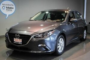 2016 Mazda 3 Sport GS Ultra Low Kms + 6 Speed Manual