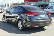 2016 Kia Cerato YD MY17 S Blue 6 Speed Steptronic Sedan Wangara Wanneroo Area Preview