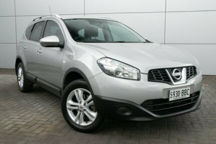 2013 Nissan Dualis J107 Series 4 MY13 +2 Hatch X-tronic 2WD ST Blade 6 Speed Constant Variable Hyde Park Unley Area Preview