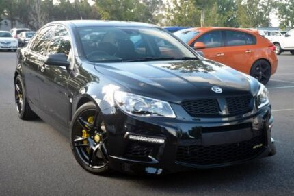 2014 Holden Special Vehicles GTS GEN-F MY14 Black 6 Speed Manual Sedan Port Adelaide Port Adelaide Area Preview